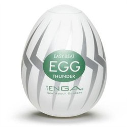 Tenga Easy Beat Egg - Thunder