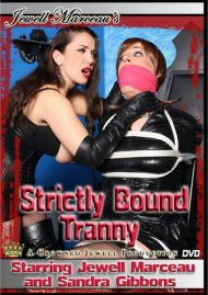 Strictly Bound Tranny Porn Video