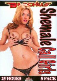 Shemale Call Girls (5-Pack) Movie