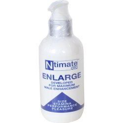 Ntimate Male Enhancement Cream - 5.5oz