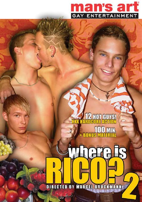 Where is Rico 2 Cover Front