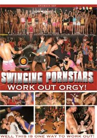 Swinging Pornstars: Work Out Orgy! Porn Video