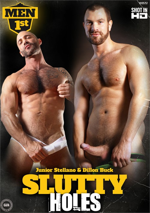 Slutty Holes Boxcover