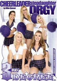 Cheerleader Stepdaughter Orgy image