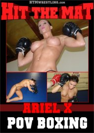 Ariel X POV Boxing Porn Video