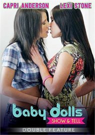Baby Dolls: Show & Tell Porn Video