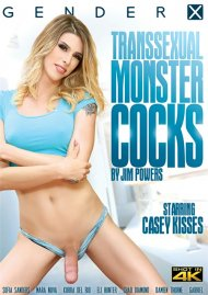 Transsexual Monster Cocks image