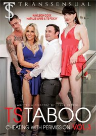 TS Taboo 3: Cheating With Permission  porn video from TransSensual.