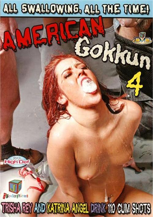 bukkake dvd American