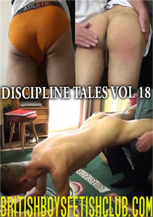 Discipline Tales Vol 18 Boxcover