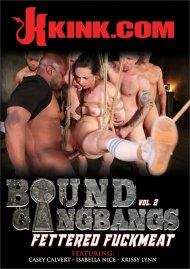 Bound Gangbangs Vol. 2: Fettered Fuckmeat Porn Movie