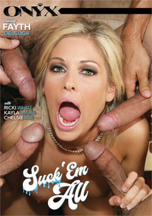 Suck 'Em All Chelsie Rae 2018 Ricki White