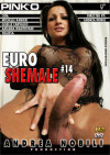 Euro Shemale Vol. 14 Boxcover