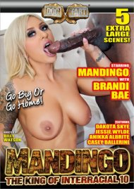 Mandingo: The King Of Interracial 10
