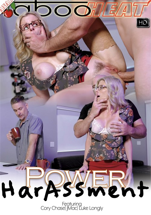 Cory Chase in Power Harassment (2019)