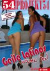 Geile Latinas  Boxcover