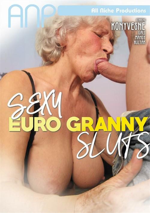 Euro Granny Porn