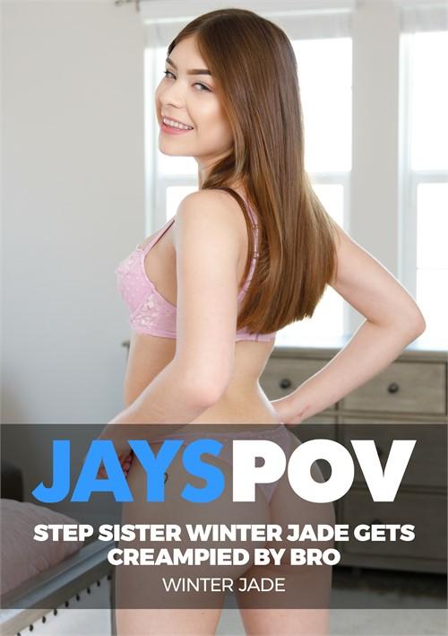 Horny Latina Step Sister Winter Jade Gets Creampied By Bro