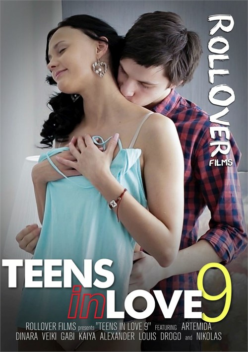 Teens in Love 9 Boxcover