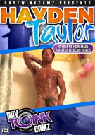 Amateur Hayden Taylor Shower Jacking Boxcover