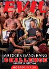 Rocco's 69 Dicks Gang Bang Challenge: Malena & Martina Boxcover