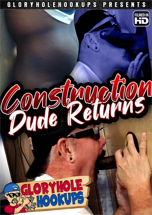 Construction Dude Returns Boxcover