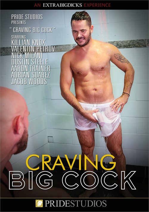Craving Big Cock Cover Front