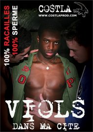 French And Arabian Thugs 1 gay porn DVD from Comme des Anges