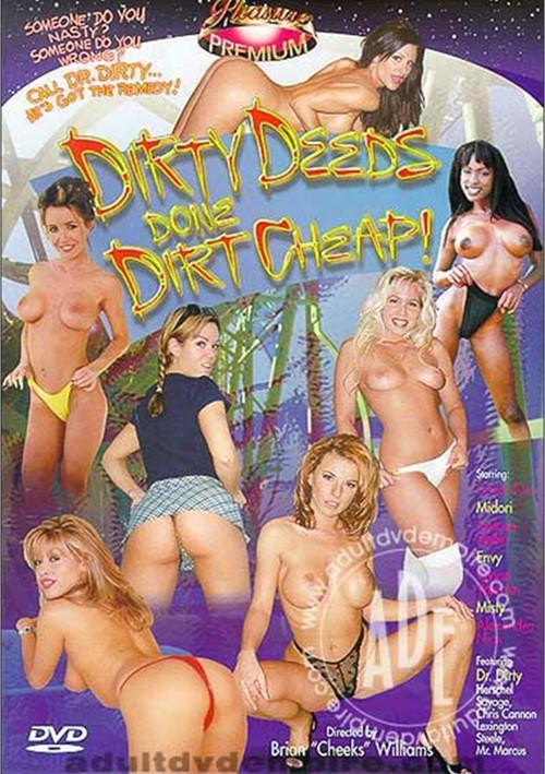 Dirty Deeds Done Dirt Cheap 1999  Adult Dvd Empire-4488