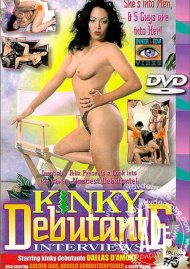 Kinky Debutante Interviews Vol. 5 Porn Video