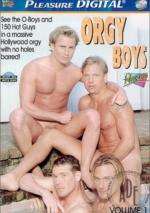 Orgy Boys Boxcover