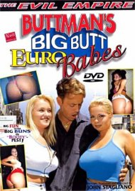 Buttman's Big Butt Euro Babes Porn Video