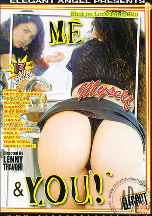 Me Myself & You Boxcover