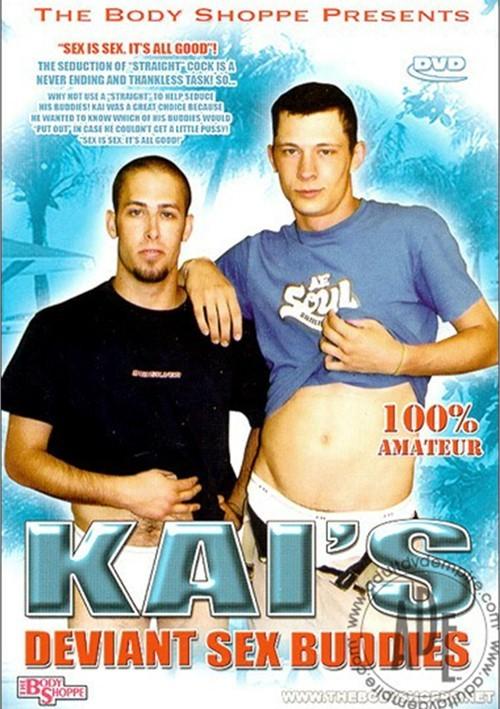 Kai's Deviant Sex Buddies Boxcover