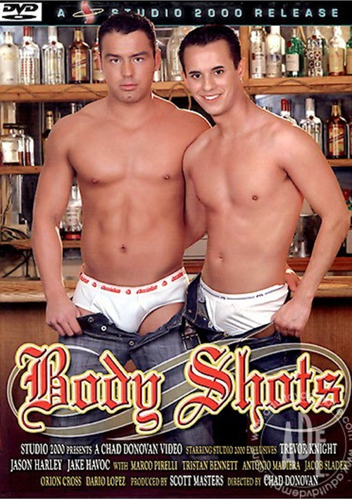 Body Shots Cover Front
