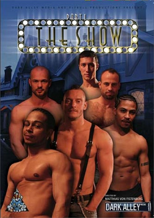 Show Part 1, The Boxcover