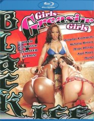 Girls Greasin' Girls porn movie from Black Ice .
