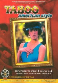 Taboo American-Style 4-Pack  Movie