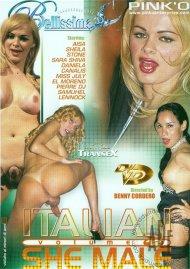 Italian She Male #12 Porn Video