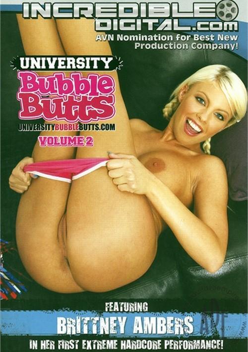 University bubblebutts