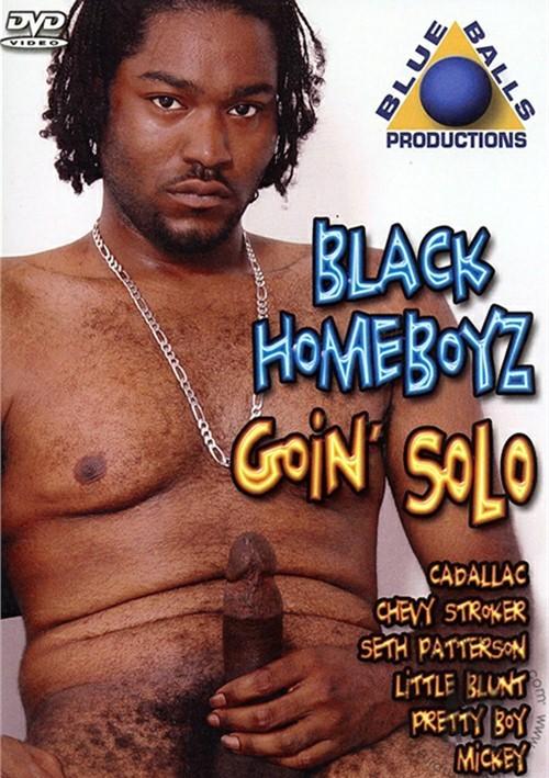 Black Homeboyz Goin' Solo Boxcover