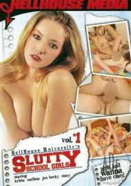 Hellhouse University's Slutty School Girls Porn Video