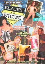 Blacks On White Street Porn Video