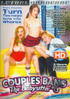 Couples Bang The Babysitter #6 Boxcover