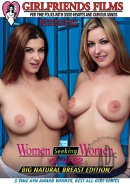 Women Seeking Women Vol. 82: Big Natural Breast Edition image
