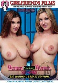 Women Seeking Women Vol. 82: Big Natural Breast Edition