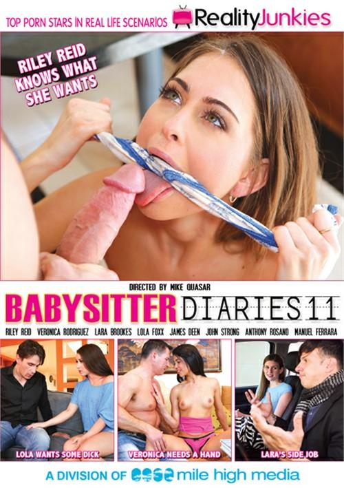 Babysitter Diaries 11