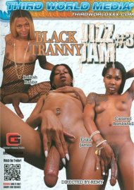 Black Tranny Jizz Jam #3 Porn Video