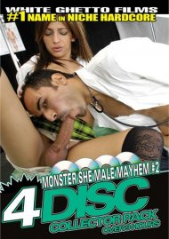Monster She Male Mayhem Combo Pack #2 image