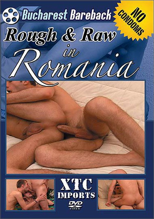 Rough & Raw In Romania Boxcover